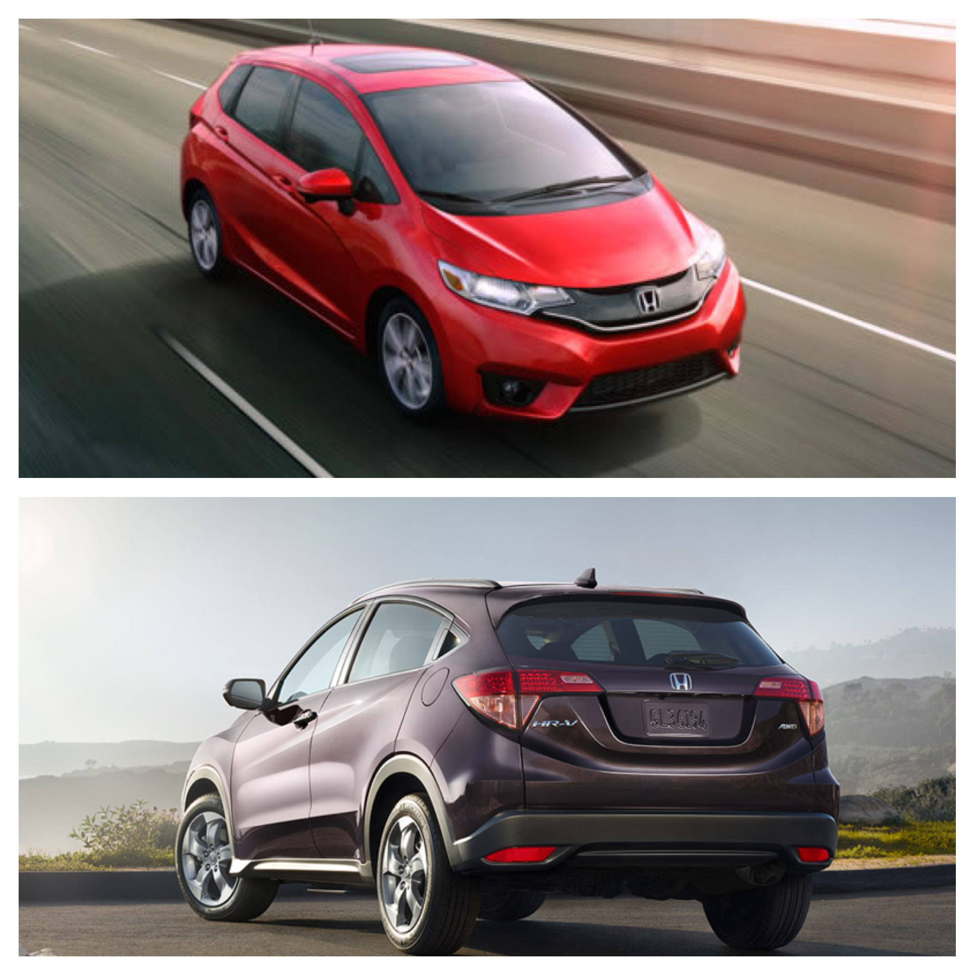 The 2015 Honda Fit And The 2016 Honda HR V Have Been Included On The Kelley  Blue Book List Of The 10 Best Back To School Cars Of 2015.