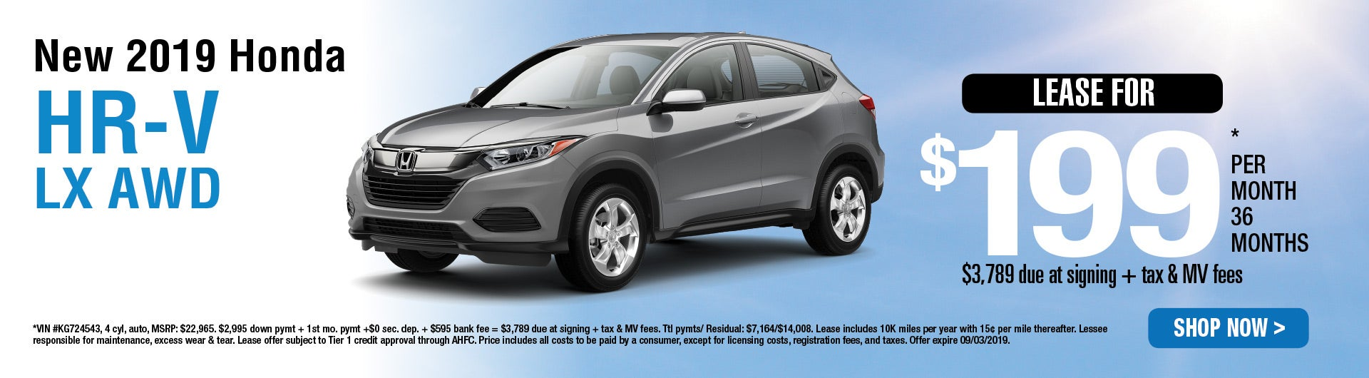 Honda Dealers Nj >> 2019 Honda Hr V Honda Hr V In Clinton Nj Clinton Honda